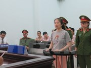 Une femme condamnée à dix ans de prison ferme pour propagande contre l'Etat