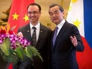 La Chine aide les Philippines dans la lutte contre le terrorisme