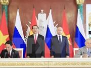 Vietnam-Russie : VNA et Sputnik signent un accord d'échange des informations