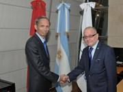 Le ministre argentin des AE salue les acquis notables du Vietnam