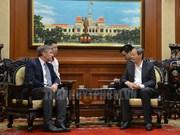 Hô Chi Minh-Ville soutient Siam Cement dans la fabrication de matériaux de construction verts