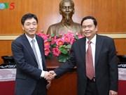 Vers une coopération plus dynamique entre le Vietnam et la République de Corée