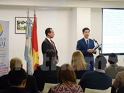 Promouvoir les images du Vietnam en Argentine