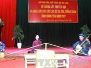Engager la communauté locale dans la préservation des musiques traditionnelles