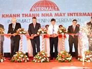 Interflour: mise en service d'une usine de 120 millions de dollars à Ba Ria-Vung Tau