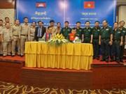 Vietnam et Cambodge renforcent la coordination pour assurer la sécurité des frontières