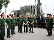 L'armée accomplit sa mission de défense nationale et de développement économique
