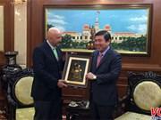 Ho Chi Minh-Ville intensifie la coopération avec le Mexique