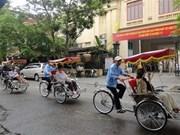 Hausse du nombre de touristes étrangers à Hanoï et à Thua Thiên-Huê au premier semestre