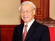 Le secrétaire général Nguyen Phu Trong effectuera une visite d'Etat au Cambodge