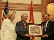 Des dirigeants de localités vietnamiennes en visite à San Francisco