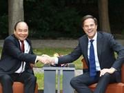 Le PM Nguyen Xuan Phuc en visite officielle de travail aux Pays-Bas