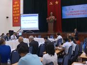 Réunion de gestion des aquifères côtiers en Asie-Pacifique
