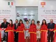 Centre de technologies des chaussures Vietnam-Italie