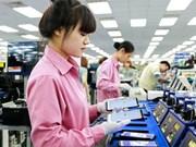 Les téléphones en tête des produits exportés au 1er semestre