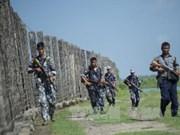 Le Myanmar arrête des suspects de terrorisme