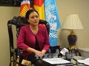 Le Vietnam soutient la solution à deux États : Israël et Palestine