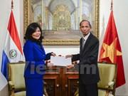 Le Vietnam et le Paraguay ont de grands potentiels de coopération
