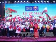 Clôture du Camps d'été Vietnam 2017 à Ca Mau