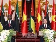 Un nouveau jalon dans les relations Vietnam-Mozambique