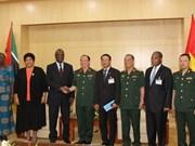 Le Premier ministre mozambicain visite le comité national d'adaptation aux catastrophes naturelles