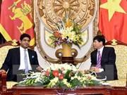 Vietnam et Sri Lanka visent un milliard de dollars d'échanges commerciaux cette année