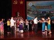 Journée de la culture aséanienne à Vinh Phuc