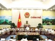Continuer de régler les difficultés et promouvoir la production, selon le PM