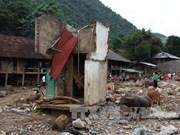 Crues : des aides pour les sinistrés des provinces montagneuses du Nord