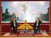 Ho Chi Minh-Ville prête à renforcer ses liens avec les localités laotiennes