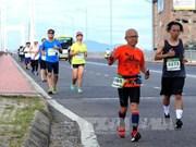 Plus de 5.000 coureurs au 5e marathon international de Da Nang
