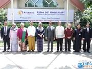 Le cinquantenaire de l'ASEAN célébré en République tchèque et au Bangladesh