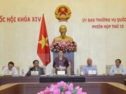 Ouverture de la 13e réunion du Comité permanent de l'Assemblée nationale