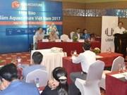 Rendez-vous en octobre à Cân Tho pour l'expo internationale des produits aquatiques