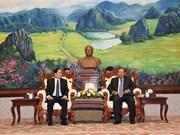 Le leader du PPRL salue la coopération efficace avec le Vietnam