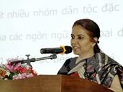 La journée de l'Indépendance de l'Inde célébrée à Ho Chi Minh-Ville