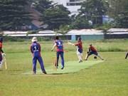 La première équipe de cricket du Vietnam