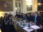 Naissance du groupe des parlementaires d'amitié Argentine-Vietnam