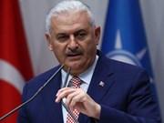 Le Premier ministre turc attendu au Vietnam