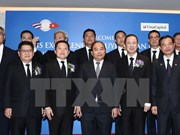 Dialogue entre le Premier ministre et des entreprises  thaïlandaises