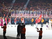 Les 29e SEA Games débutent en Malaisie