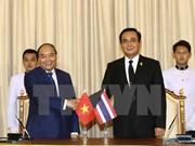 Déclaration commune Vietnam-Thaïlande