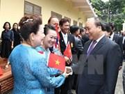 Le Premier ministre Nguyen Xuan Phuc termine sa visite officielle en Thaïlande