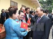 Le PM Nguyen Xuan Phuc en visite officielle en Thaïlande