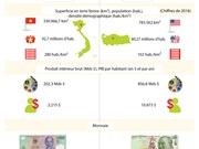 Les relations Vietnam - Turquie en infographie