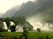 Des plans pour développer le tourisme à la cascade de Ban Gioc
