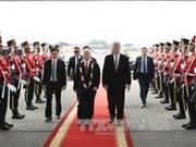 Le secrétaire général Nguyen Phu Trong entame sa visite officielle en Indonésie