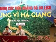 Hà Giang promeut le tourisme à Hanoï