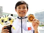 SEA Games 29: trois nouvelles médailles d'or pour le Vietnam
