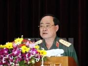 Armée : intensifier la coopération entre les Départements généraux de logistiques Vietnam-Laos